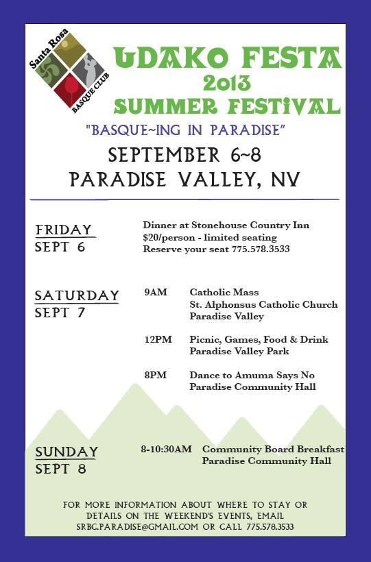 Paradise Summer Festival