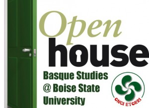 Basque Studies at BSU Open House