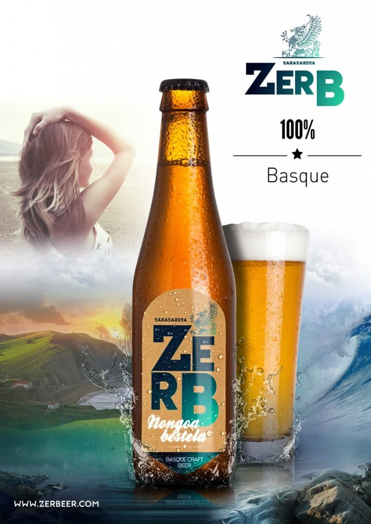 ZerB, the Basque beer