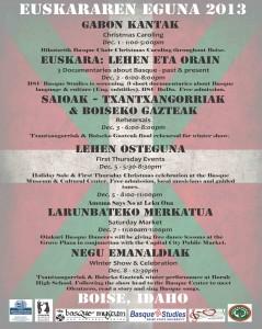 Euskara Eguna Poster