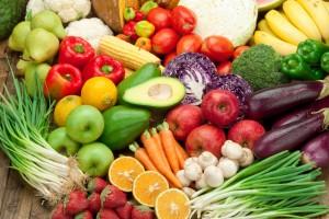Raw veggie diet