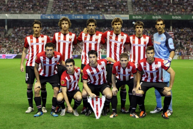 The Athletic Bilbao side who thrilled supporters both domestically and abroad in 2011/2012