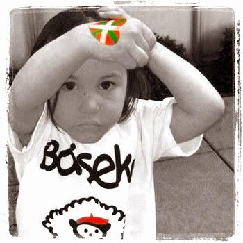 Boiseko Ikastola student || PHOTO | Blogseitb.us/basqueboise