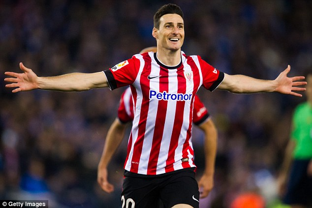 ©Getty Images| Aritz Aduriz's spectacular form has whipped up the passionate Bilbao fans into a frenzy this year