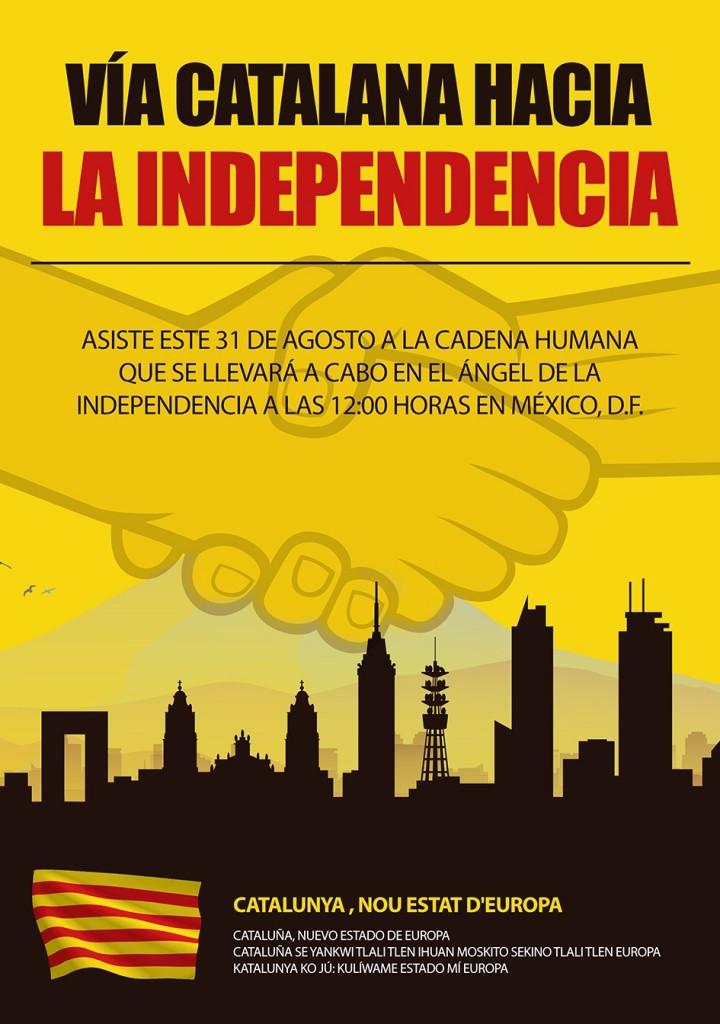 Cartell-Via-Catalana-México-DF-31-d'agost-2013