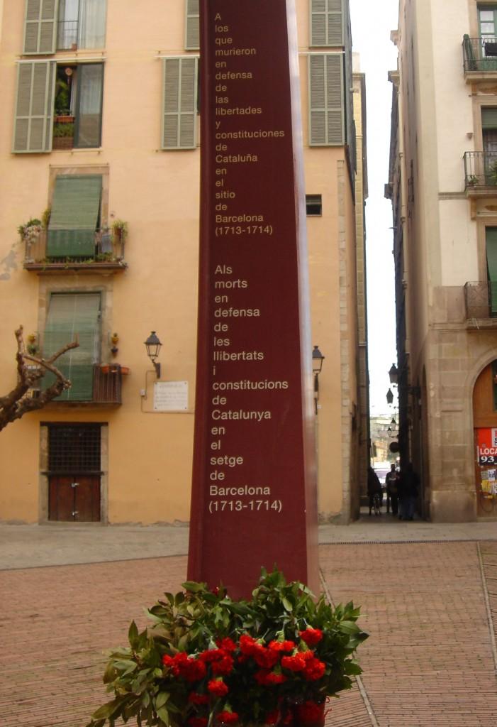 El-Fossar-de-les-Moreres-Barcelona