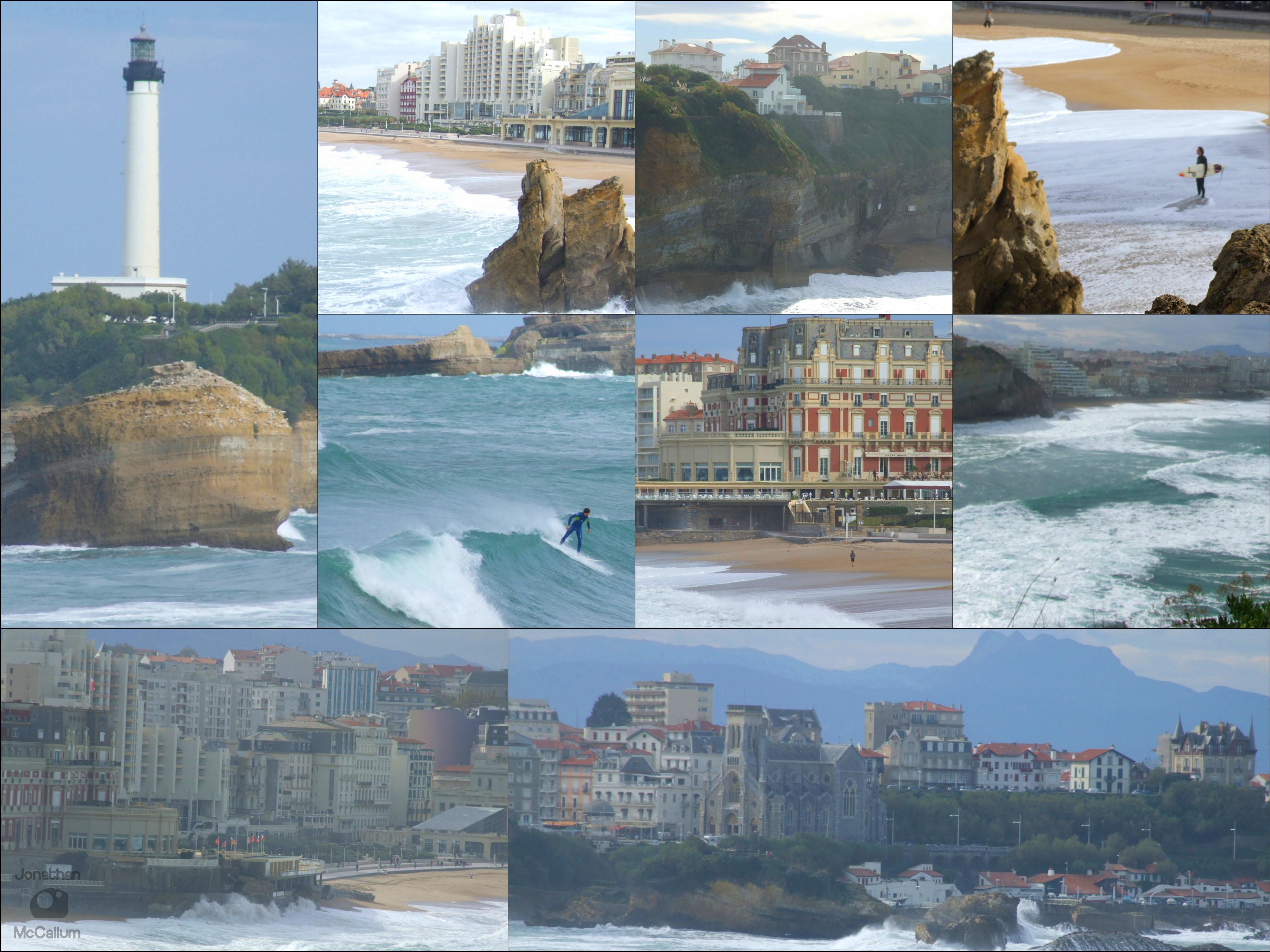 Biarritz's Coastal Charm