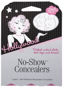 Hollywood No-Show Concealers